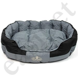 Waterproof Dog Bed Washable Hardwearing Puppy Pet Soft Cushion Basket Easipet