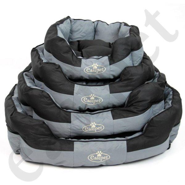 Waterproof Dog Bed Washable Hardwearing Puppy Pet Soft Cushion Basket Easipet