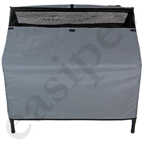 Elevated Fabric Dog Kennel Bed Pet Camping Waterproof Portable Animal Shelter 67194-96