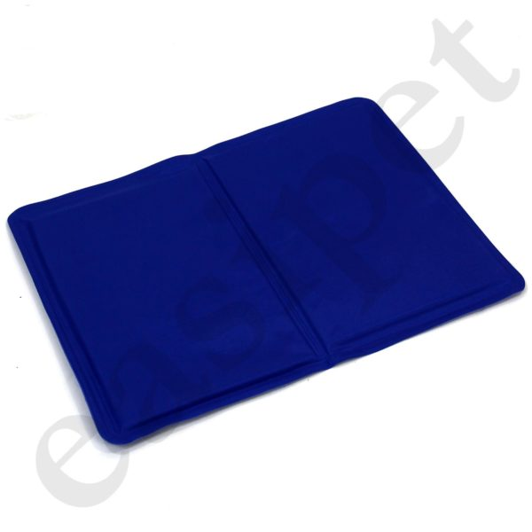 Pet Self Cooling Gel Cool Mat Dog Cat Puppy Bed Cushion Mattress Pad 4 Sizes